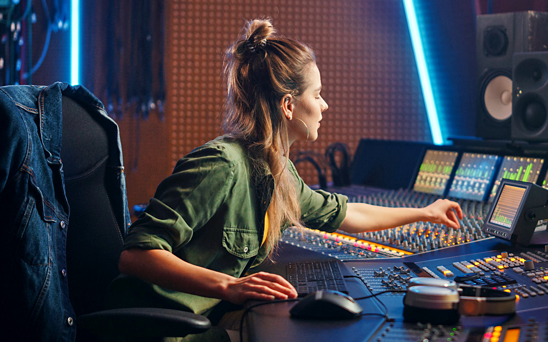 Music Production and Its Stages