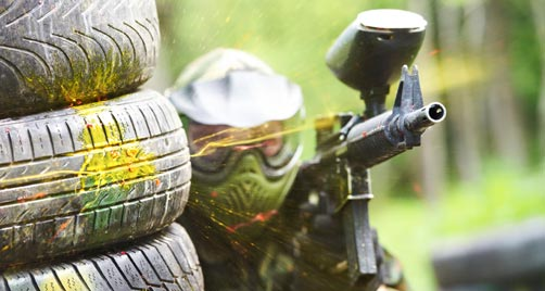 Paintball Guns Need Cleaning
